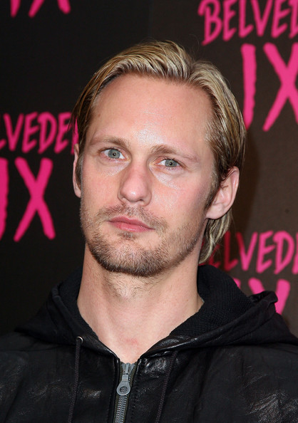 true blood eric. True Blood star Alexander