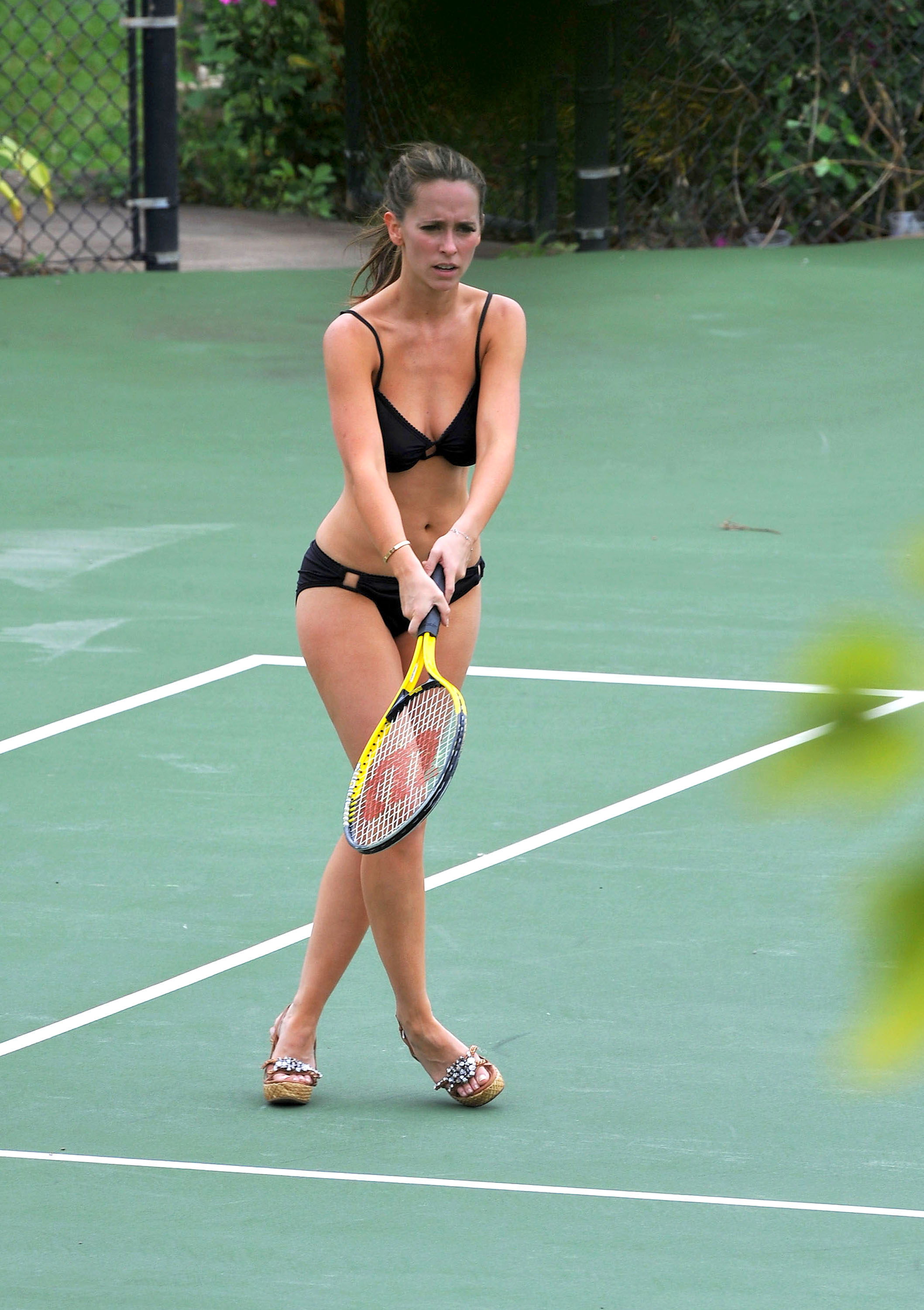 Either Way  It   S Bikini And It   S Tennis  Our Favorite Sport