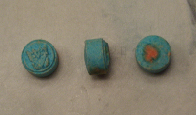Pill Reports Blue Transformer 82