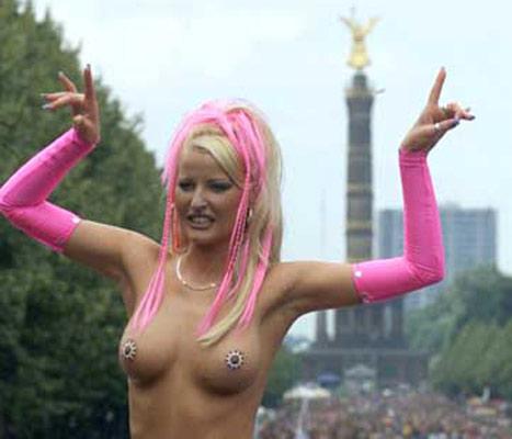 German Sex Parade 81