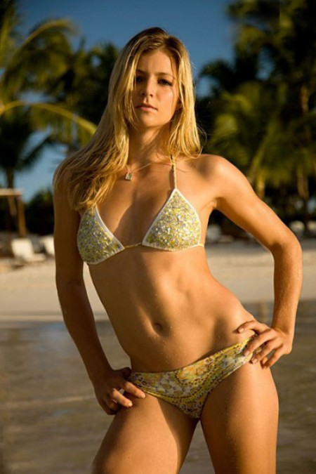 Maria Kirilenko on live now (Kirilenko bikini shots)